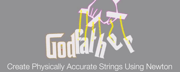 Create Physically Accurate Strings Using Newton