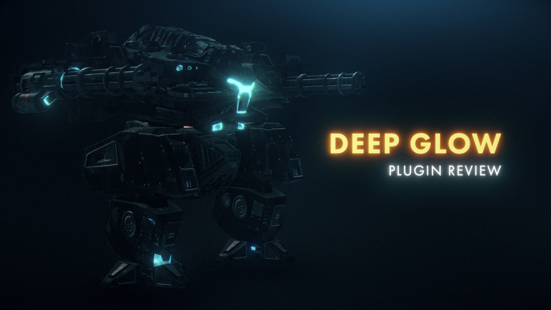 Deep Glow Review: Physically Accurate Glows Inside After