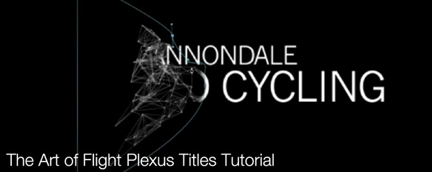 The Art of Flight Plexus Titles Tutorial