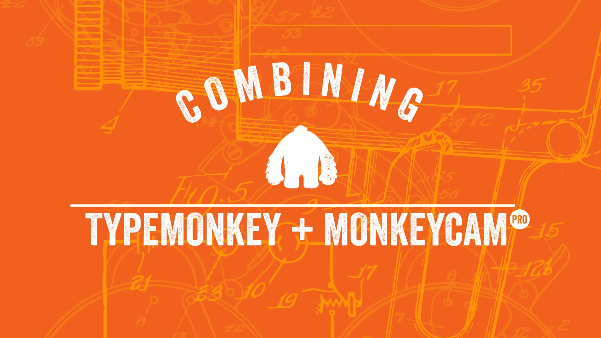 Combining TypeMonkey with MonkeyCam Pro Tutorial