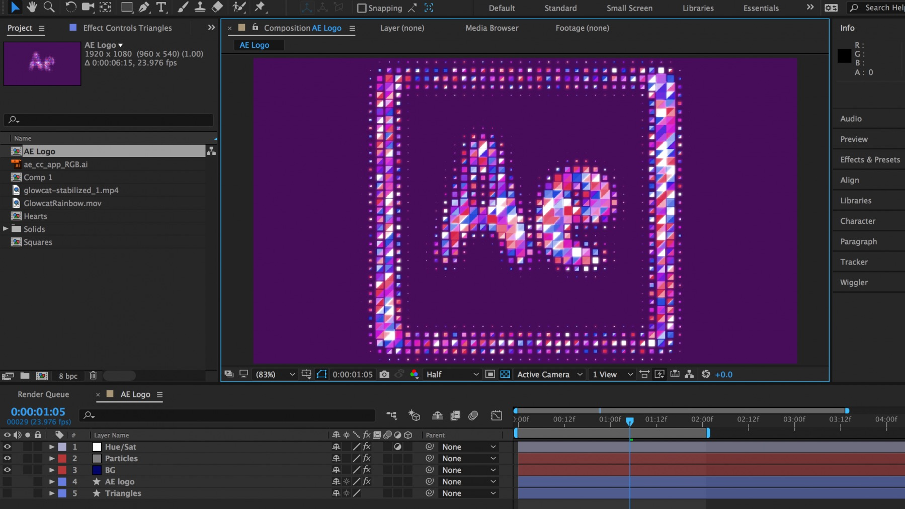 June 2017 Update to After Effects CC Is Now Available - aescripts + ...