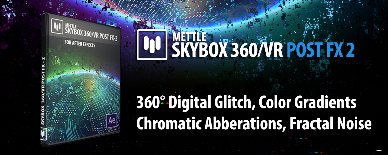SkyBox 360 Post FX 2 - aescripts + aeplugins - aescripts com