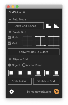GridGuide User Interface