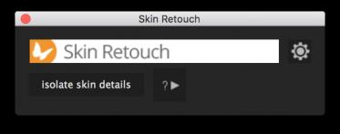 Skin Retouch UI