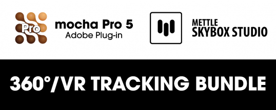 360º/VR Tracking Bundle