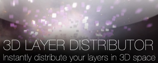3D Layer Distributor