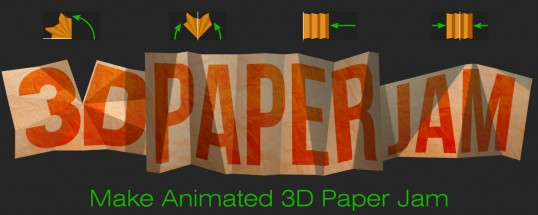 3D Paper Jam