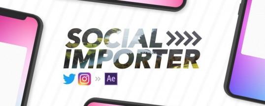 Social Importer