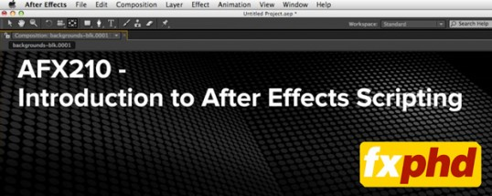 Introduction to After Effects Scripting Video Course