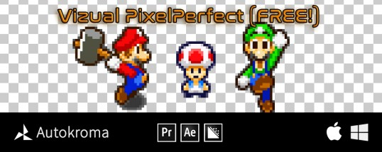Vizual PixelPerfect
