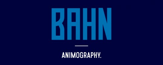 Animography Bahn