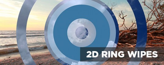 2D Ring Wipes for Final Cut Pro X