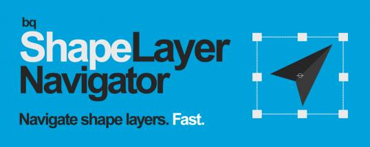 bq_Shape Layer Navigator