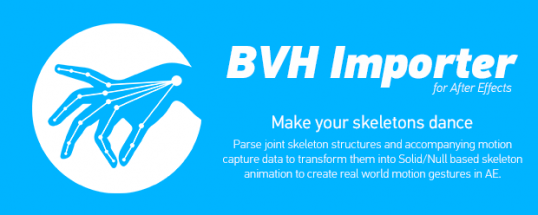BVH Importer Splash 1x
