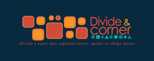 Divide & Corner Logo Final
