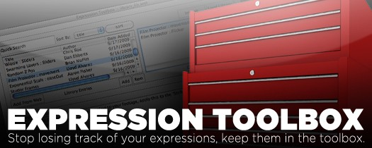 Expression Toolbox