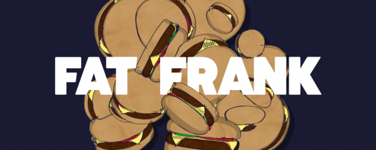 Fat Frank - Animated Typeface