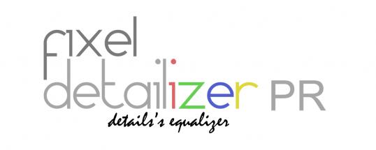 Fixel Detailizer 2 PR