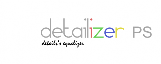 Fixel Detailizer 2 PS - Splash Screen