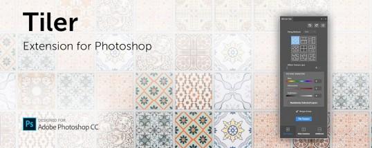 Tiler v3 Photoshop Extension