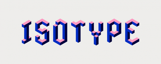 Isotype - Animated Typeface