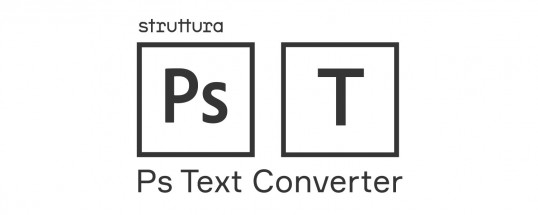 Ps Text Converter for After Effects