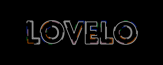 Lovelo - Animated Typeface