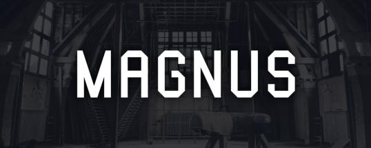 Magnus - Animated Typeface