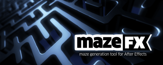 mazeFX splash