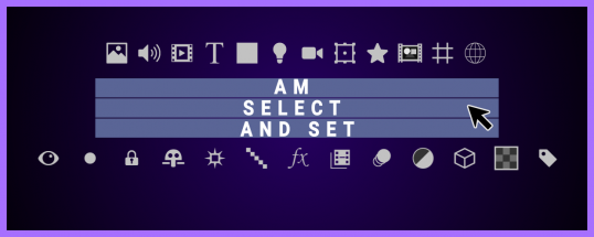 AM Select And Set