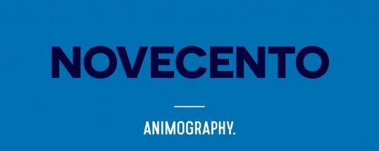Animography Novecento