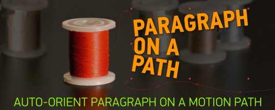 Paragraph on a Path