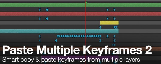 Paste Multiple Keyframes 2