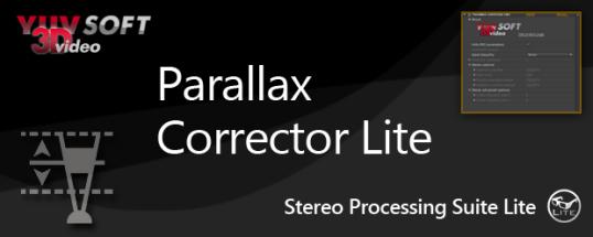 YUVsoft Parallax Corrector Lite