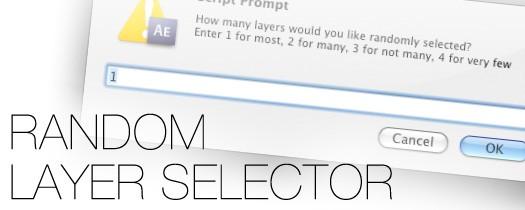 Random Layer Selector