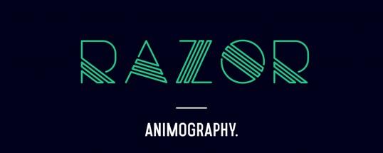 Animography Razor