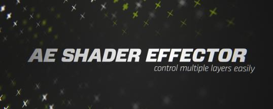 AE Shader Effector