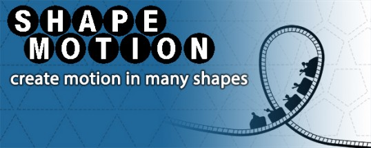Shape Motion Splash Screen