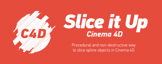 Slice it Up C4D Splash 2x