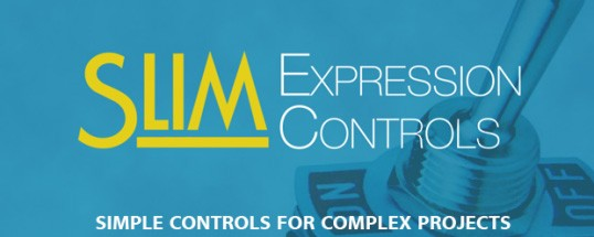 Slim Expression Controls