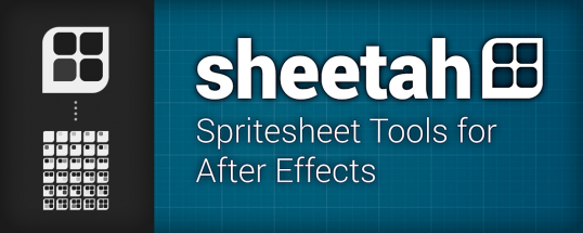 Sheetah - Spritesheet Tools