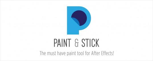 Paint & Stick