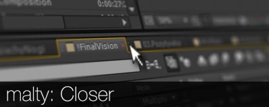 malty: Closer (Splash screen)