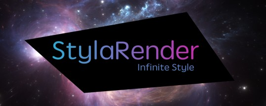 StylaRender - Neural Style Transfer