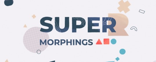 Super Morphings