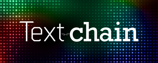 Text Chain - splash image