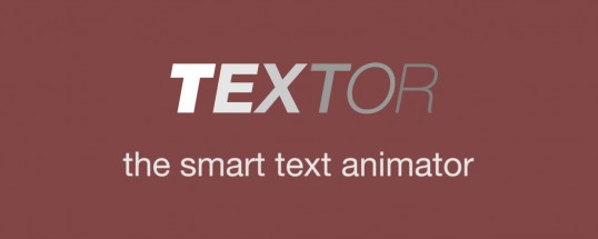 Textor cover