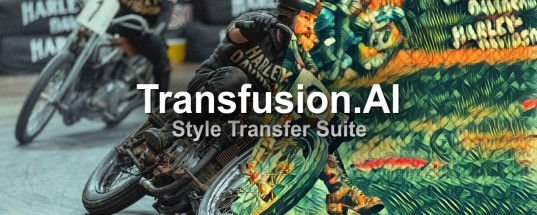 Transfusion - Style Transfer Suite