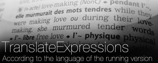 TranslateExpressions