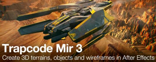 Trapcode Mir 3